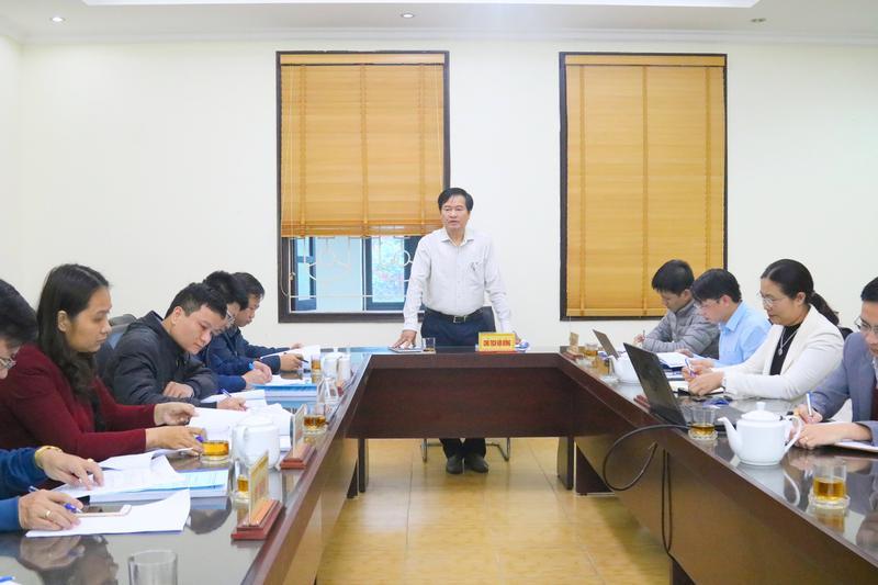 Xét duyệt dự án: Ứng dụng tiến bộ KH&CN xây dựng mô hình sản xuất giống đậu xanh 12ĐX02 tại tỉnh Hà Tĩnh