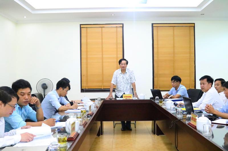 Nghiệm thu dự án: Ứng dụng KH&CN xây dựng mô hình phát triển kinh tế tổng hợp tại xã Hương Điền, huyện Vũ Quang