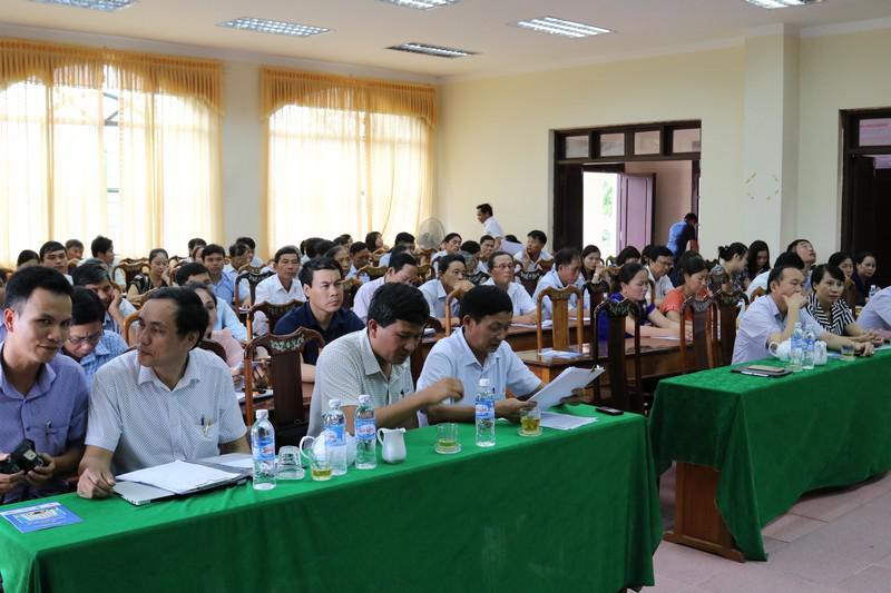 Hội nghị phổ biến kiến thức về SHTT và triển khai chính sách hỗ trợ đăng ký bảo hộ nhãn hiệu cho các sản phẩm, dịch vụ nông nghiệp